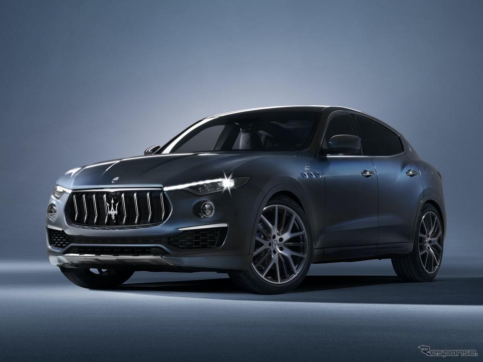 マセラティ・レヴァンテ・ハイブリッド《photo by Maserati》