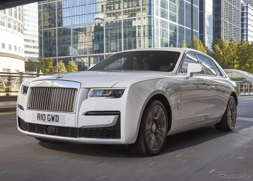 ロールスロイス・ゴースト 新型《photo by Rolls-Royce Motor Cars》