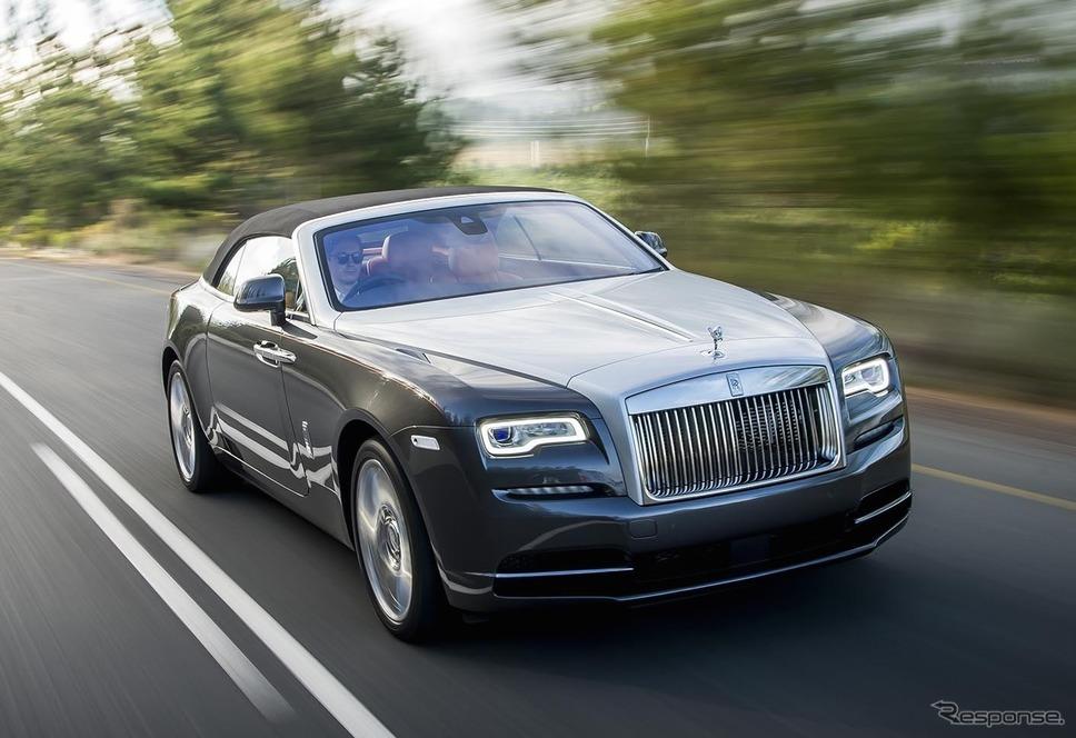ロールスロイス・ドーン《photo by Rolls-Royce Motor Cars》