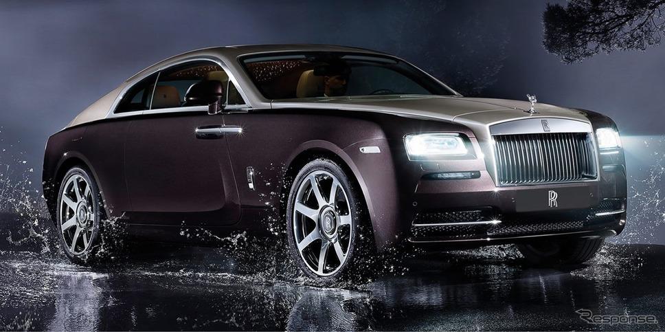 ロールスロイス・レイス《photo by Rolls-Royce Motor Cars》
