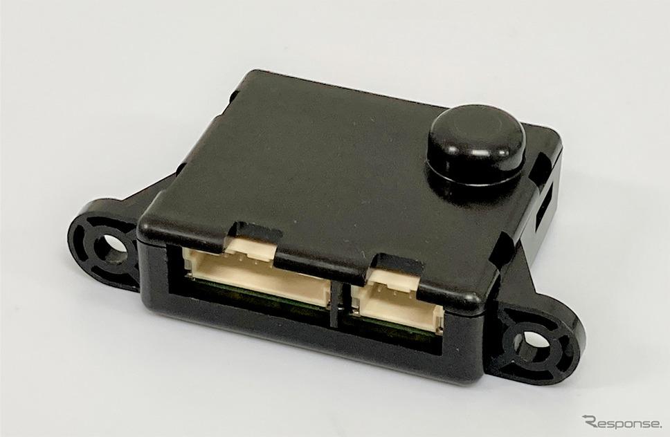 自動運転支援システム対応のハンズオフ検知用ECU《写真提供 アルプスアルパイン》
