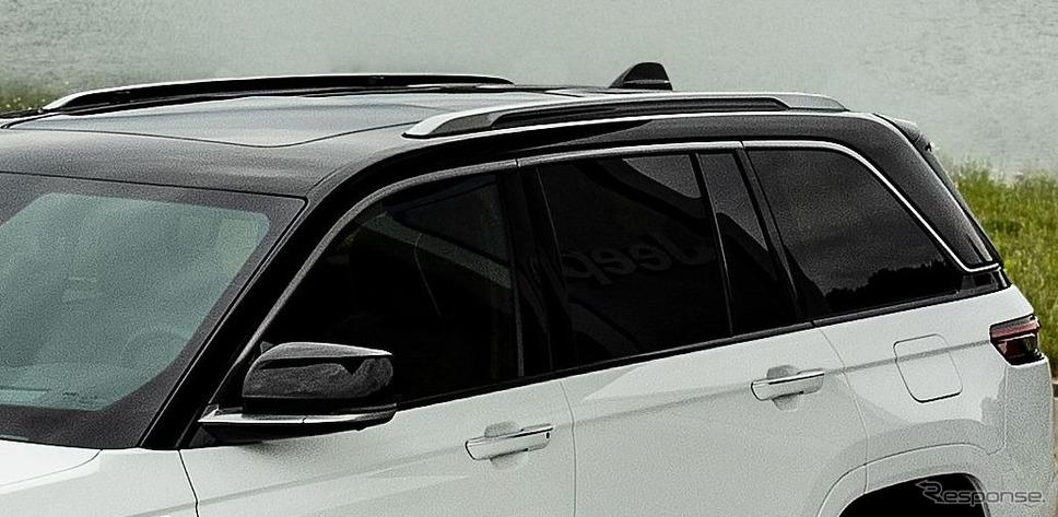 ジープ・グランドチェロキー 新型の「4xe」《photo by Jeep》