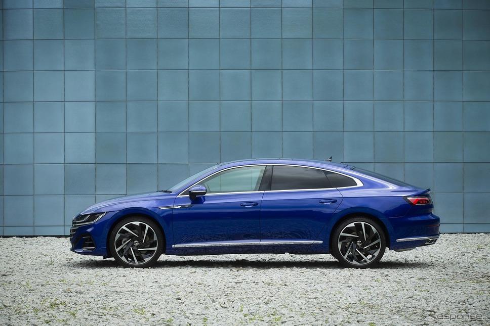 VW アルテオン《写真提供 フォルクスワーゲン グループ ジャパン》