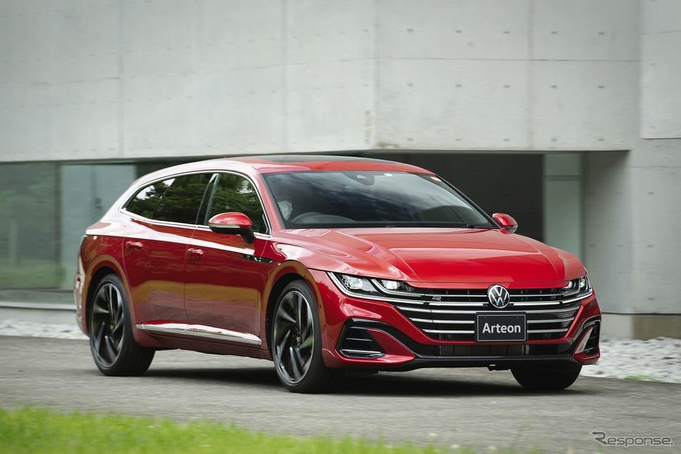 VW アルテオン シューティングブレーク《写真提供 フォルクスワーゲン グループ ジャパン》