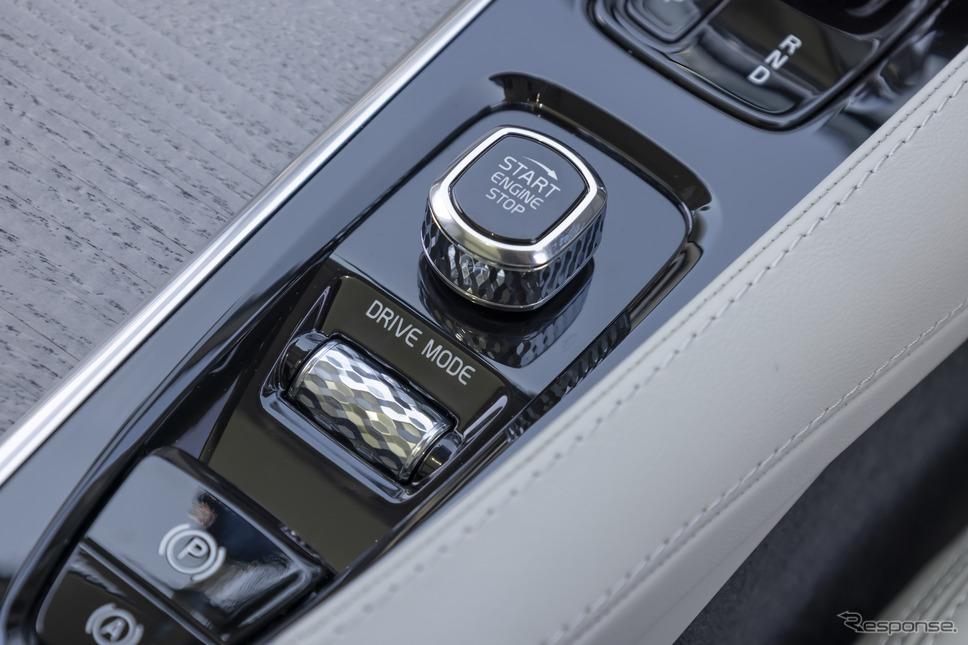 ボルボ XC90 リチャージ T8(XC90 Recharge Plug-in Hybrid T8 AWD Inscription)《写真撮影 郡大二郎》