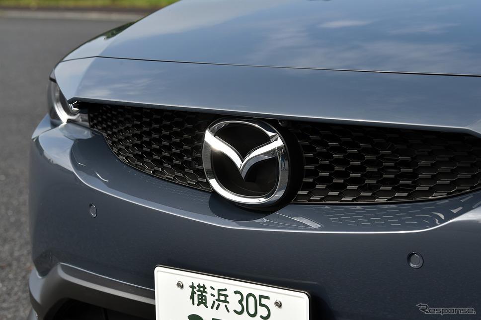 マツダ MX-30《写真撮影 中野英幸》