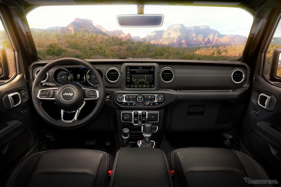 米国向けジープに純正設定された「ゴリラガラス」《photo by Jeep》