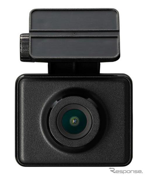 リアカメラ《写真提供 JVCケンウッド》