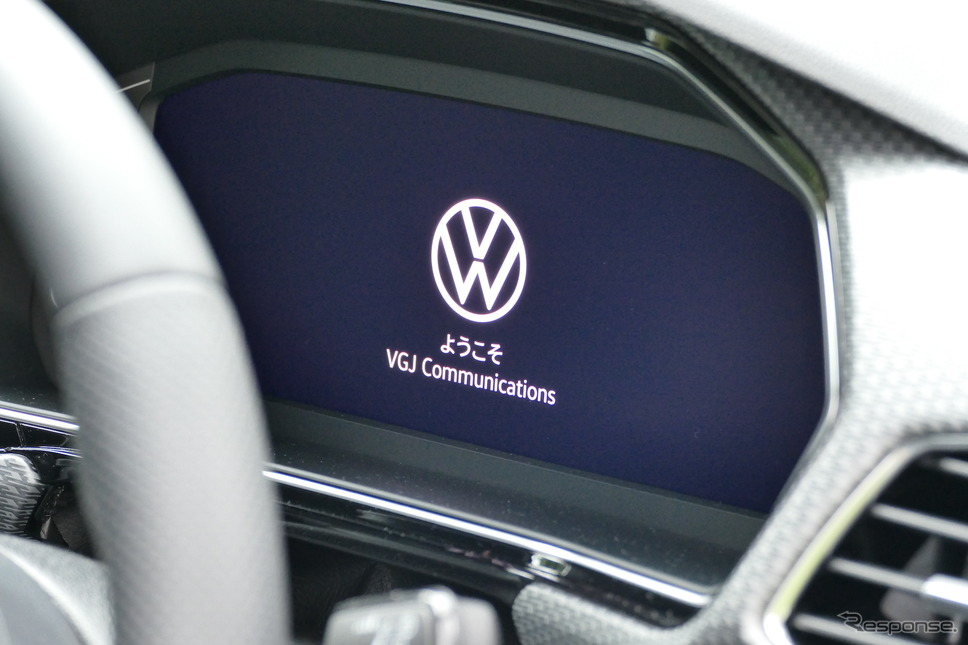VW Tクロス TSI R-Line《写真撮影 島崎七生人》