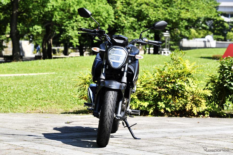 スズキ ジクサー250《写真撮影 雪岡直樹》