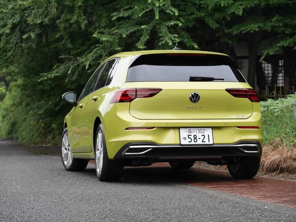 VW ゴルフ eTSI スタイル《写真撮影 中村孝仁》