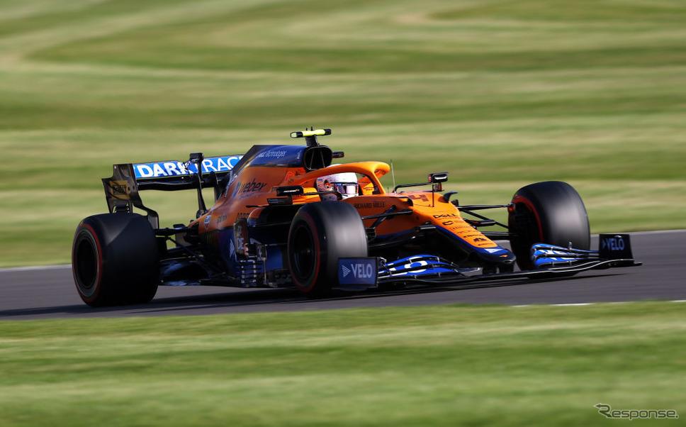 F1イギリスGP《Photo by Lars Baron/Getty Images Sport/ゲッティイメージズ》