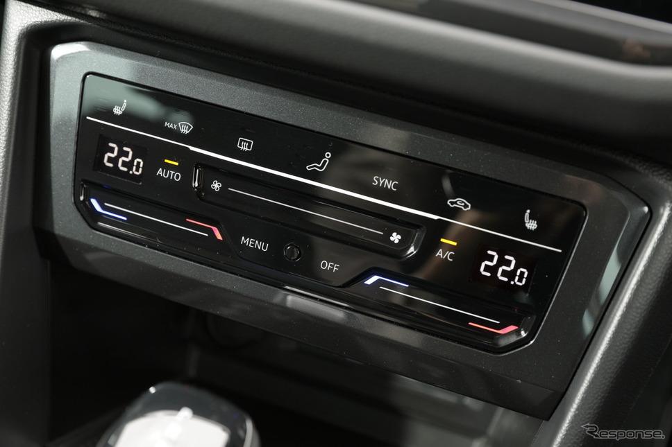 VW ティグアン 新型《写真撮影 南陽一浩》