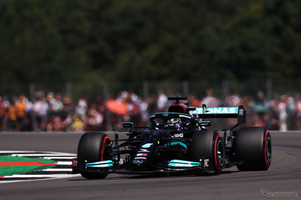 F1イギリスGP《hoto by Lars Baron/Getty Images Sport/ゲッティイメージズ》
