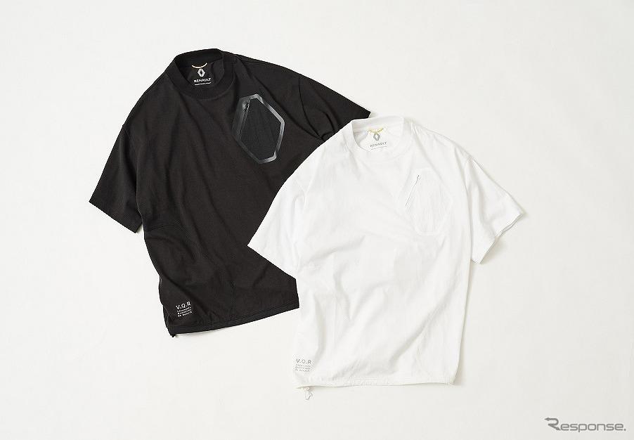 ルノー for エディフィス ポケットTシャツ(8000円)《写真提供 ルノー・ジャポン》