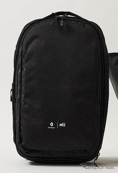 ルノー×ミレー for エディフィス コラボレーションバッグ EXP 20+(1万7500円)《写真提供 ルノー・ジャポン》