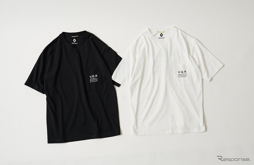 ルノー for エディフィス ポケットTシャツ(5500円)《写真提供 ルノー・ジャポン》