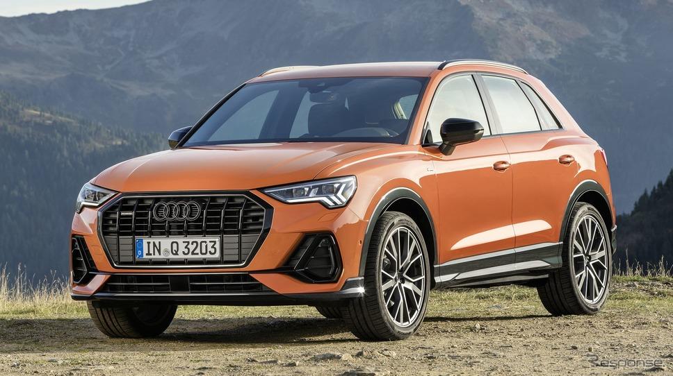 アウディQ3新型《photo by Audi》