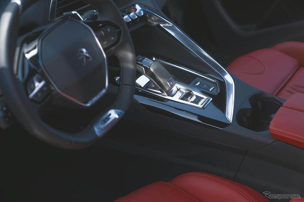 プジョー 5008 GT BlueHDi レッドナッパ《写真提供 グループPSAジャパン》