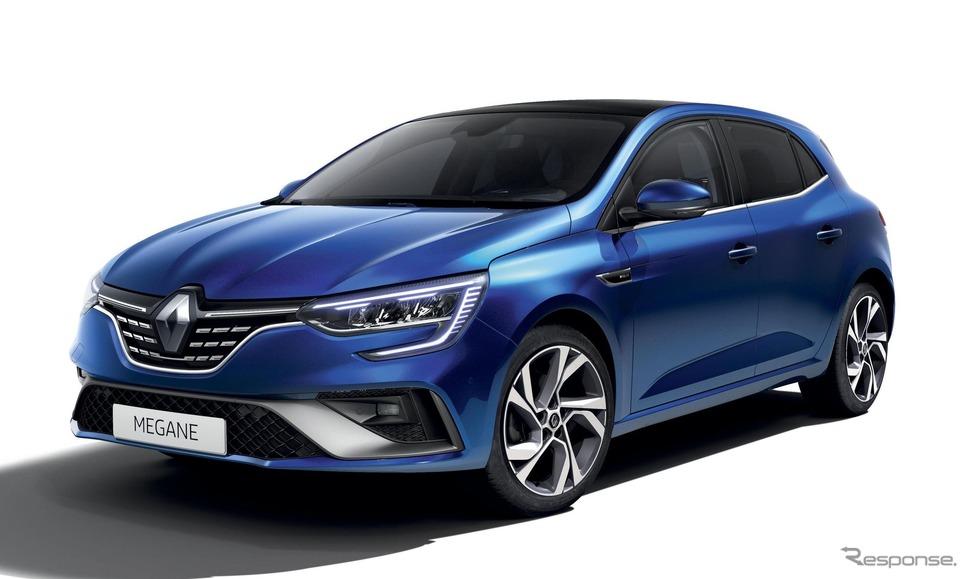 ルノー・メガーヌ R.S.(2020年)《photo by Renault》