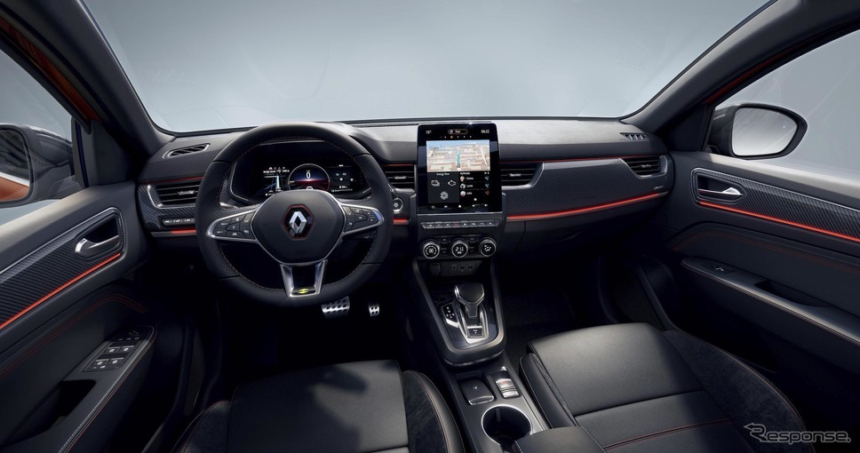 ルノー・アルカナ《photo by Renault》