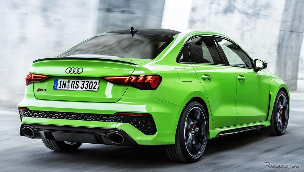 アウディ RS3 セダン 新型《photo by Audi》