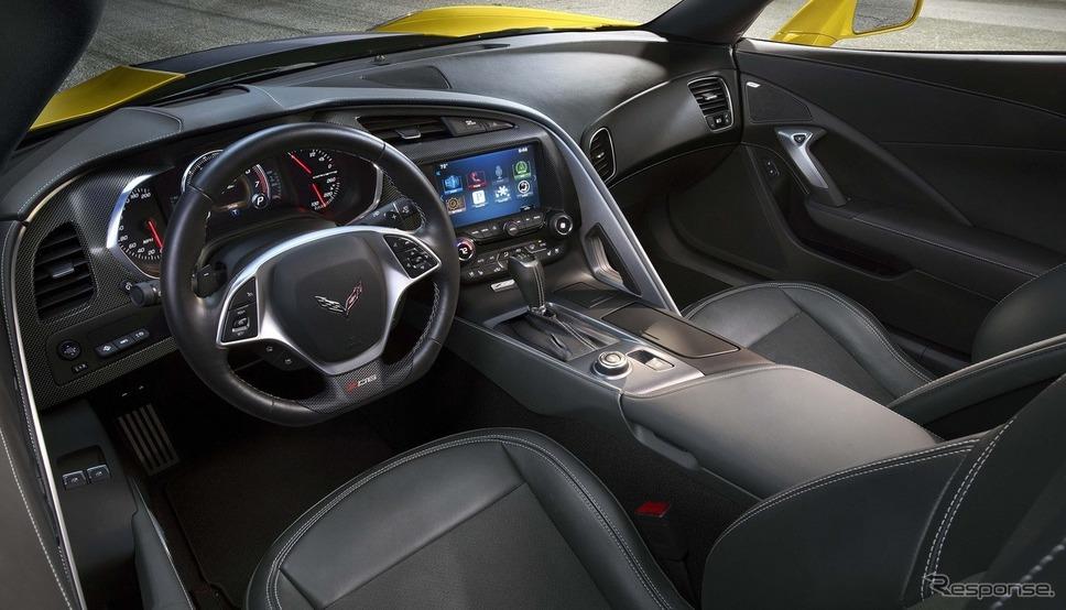 シボレー・コルベット  Z06 従来型(参考)《photo by Chevrolet》