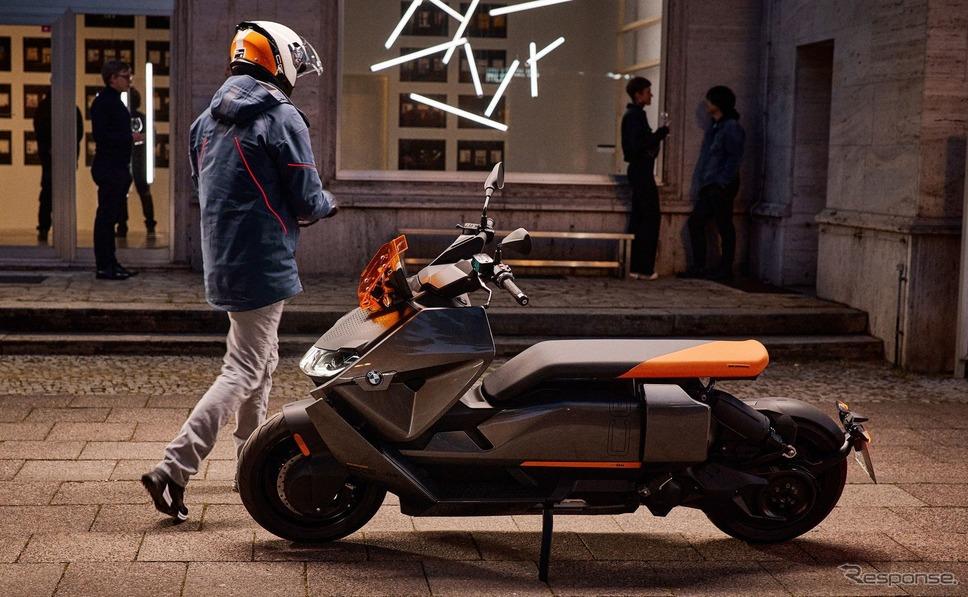 BMW CE 04《photo by BMW》