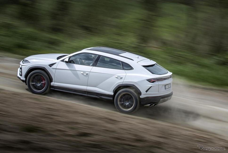 ランボルギーニ・ウルス《Photo by Lamborghini》