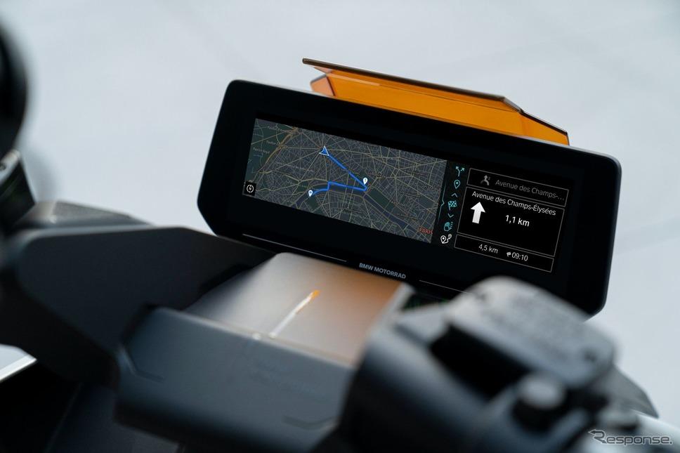 BMWモトラッド・デフィニション CE 04(参考)《photo by BMW》