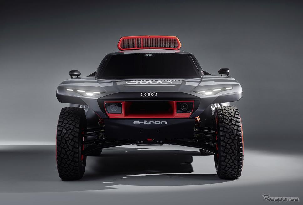 Audi RS Q e-tron《Photo by Audi》