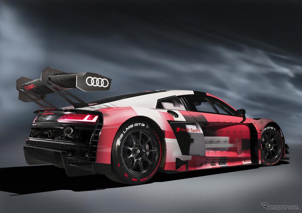 Audi R8 LMS GT3 evo II《Photo by Audi》