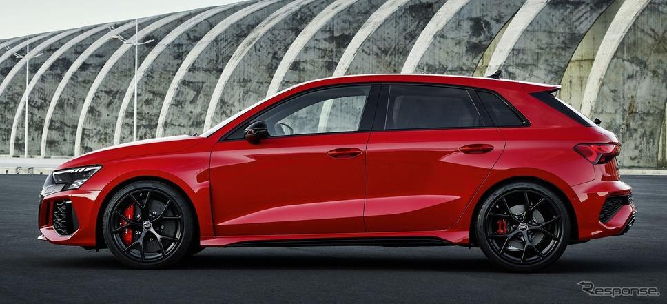 アウディ RS3 スポーツバック 新型《photo by Audi》