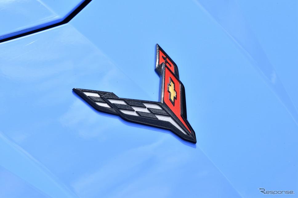 シボレー コルベット クーペ 3LT《写真撮影 雪岡直樹》