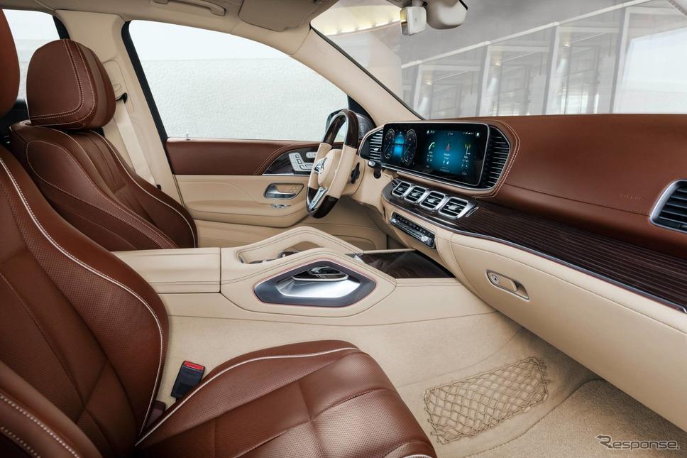 メルセデスマイバッハ GLS 600 4MATIC(参考)《photo by Mercedes-Benz》
