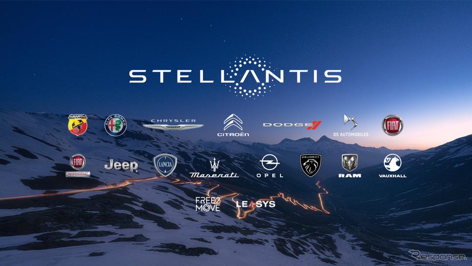 ステランティス傘下の各ブランド《photo by Stellantis》