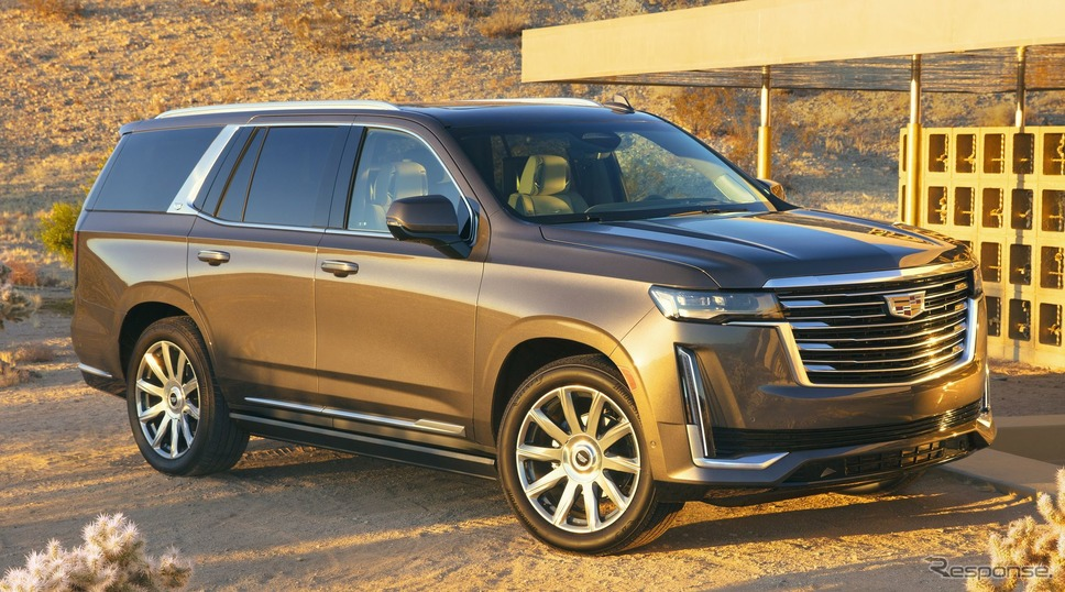 キャデラック・エスカレード 新型《photo by Cadillac》