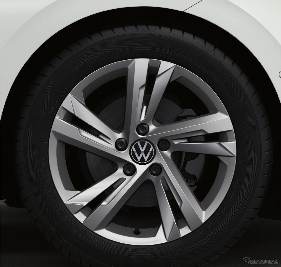 VW ゴルフ バリアント eTSI R-ライン 17インチアルミホイール《写真提供 フォルクスワーゲン グループ ジャパン》