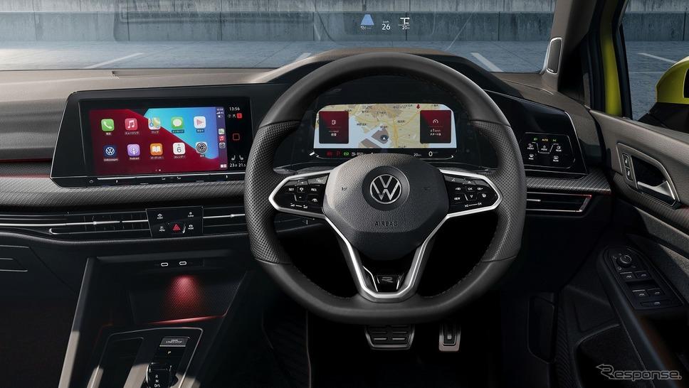 VW ゴルフ バリアント eTSI R-ライン インテリアイメージ《写真提供 フォルクスワーゲン グループ ジャパン》