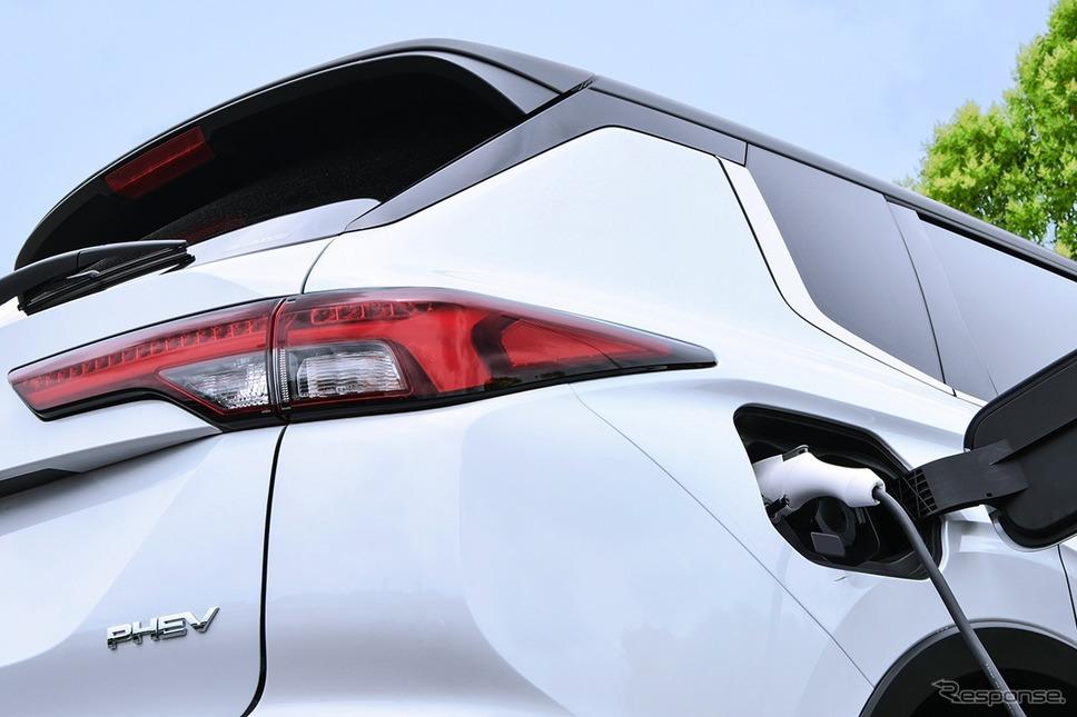 三菱 アウトランダーPHEV 新型(イメージ)《写真提供 三菱自動車》