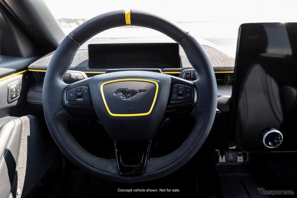 フォード・マスタング・マッハE のワンオフモデル《photo by Ford Motor》