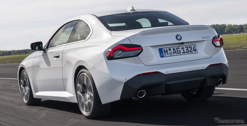 BMW 2シリーズ・クーペ 新型《photo by BMW》