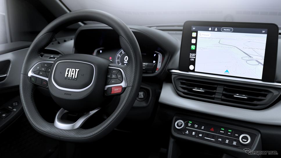 フィアット・パルス《photo by Fiat》