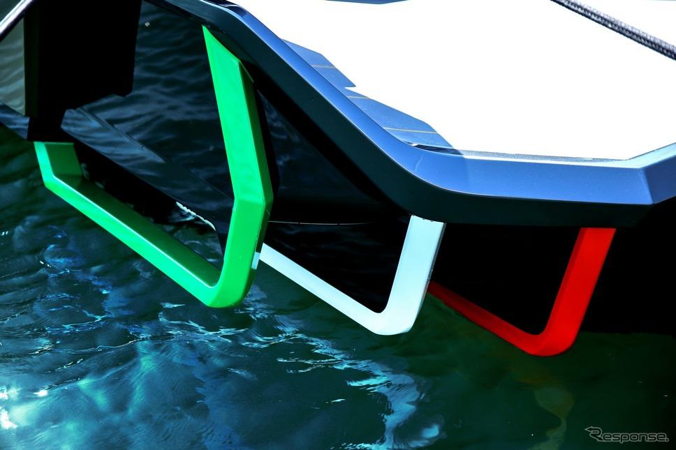 テクノマール for ランボルギーニ 63《photo by Lamborghini》