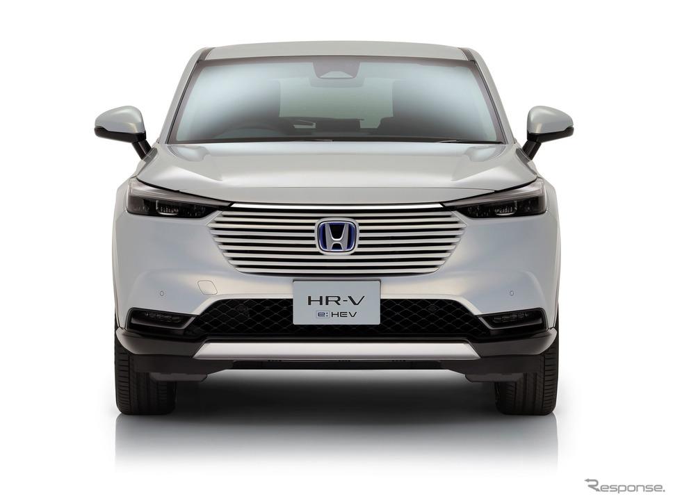 ホンダ HR-V ( ヴェゼル に相当)新型(欧州仕様)《photo by Honda》