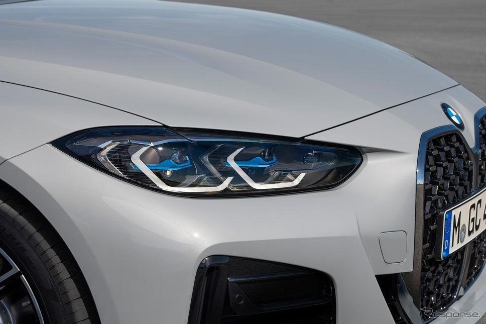 BMW 4シリーズ・グランクーペ 新型《photo by BMW》