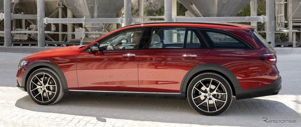 メルセデスベンツ Eクラス・オールテレーン 改良新型(参考)《photo by Mercedes-Benz》