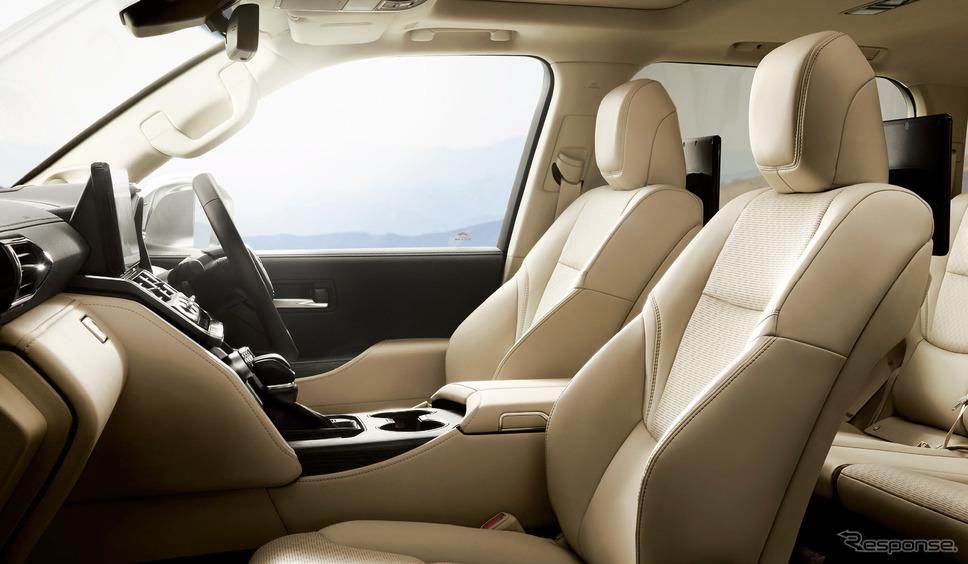 トヨタ ランドクルーザー 新型(ZX ガソリン車)《写真提供 トヨタ自動車》