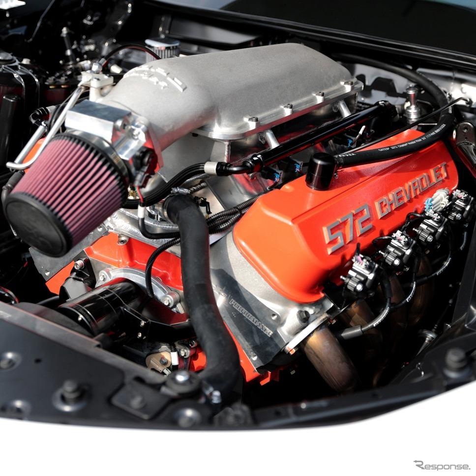シボレー COPO カマロ の2022年モデル《photo by Chevrolet》