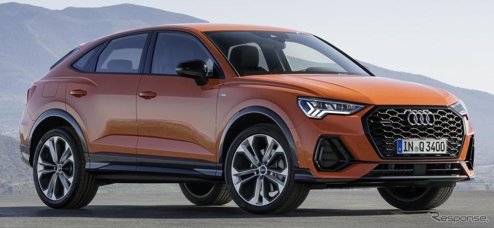 アウディQ3 スポーツバック《photo by Audi》